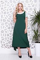 Платье Анэт р 50-56 зеленый, фото 1