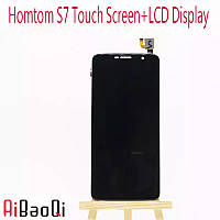 Homtom S7 LCD дисплей + сенсор, модуль