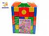 Кубики-конструктор Строитель 33 элемента