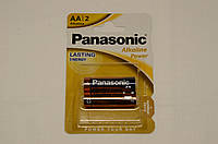 Батарейка Panasonic ALKALINE POWER AA BLI 2