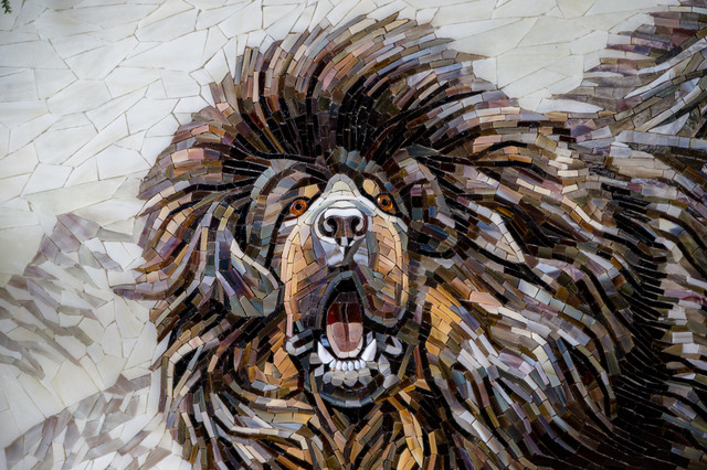 Картина Тибетский мастиф