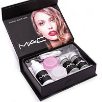 Линзы косметические цветные MАС Sensual Beauty Lens Brown (коричневые), фото 1