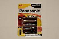 Батарейка Panasonic ALKALINE POWER AAA BLI 4