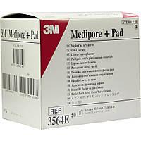Повязка из нетканого полиэстера 3M™ Medipore™ + Pad, (6 см. х 10 cм.)