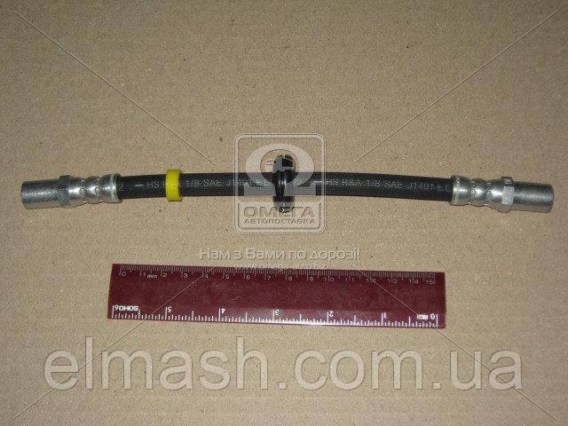 Шланг гальмівний ВАЗ 2123 задній (вир-во ДААЗ)