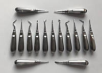 Хирургические элеваторы (набор хирурга-стоматолога)