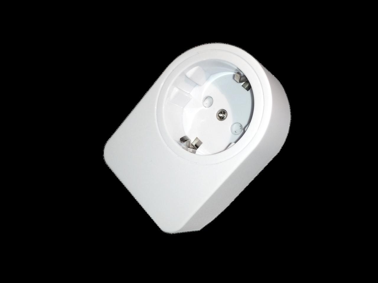 Розеточный выключатель Z-Wave со счетчиком электроэнергии - AEO_SES3_EU