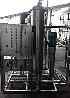 Синхронно-смесительная установка
