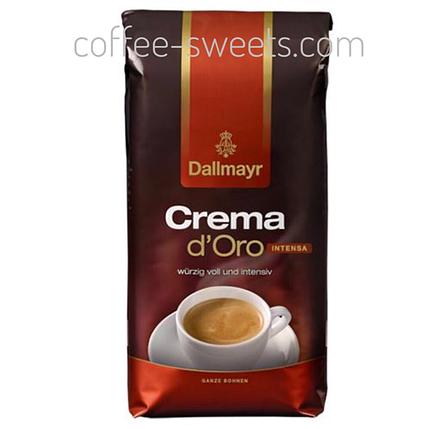 Кофе в зернах Dallmayr Crema d'Oro Intensa 500г, фото 2