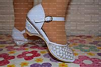 Нарядные туфли детские, р.26-32. Детская обувь, фото 1