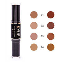 Консилер + бронзер Kylie  2 in 1 stick concealer and bronzing stick, фото 1