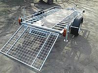 Прицеп для перевозки квадроцикла Лесенка