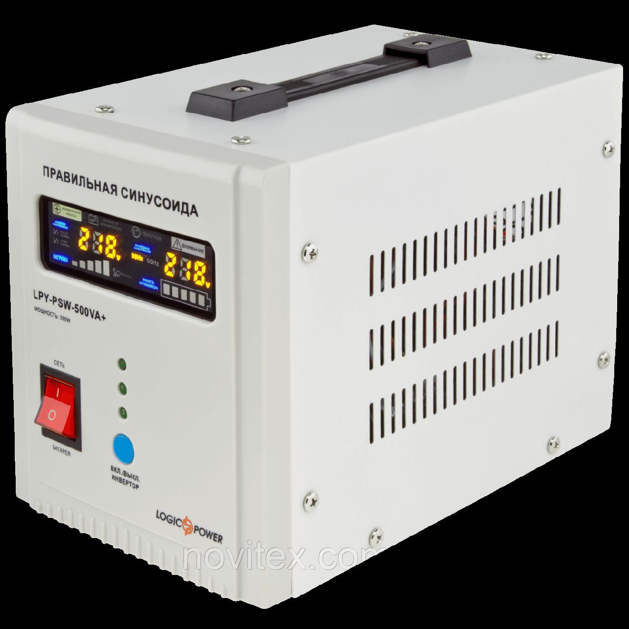 ИБП Logicpower LPY-PSW-500 (350Вт)