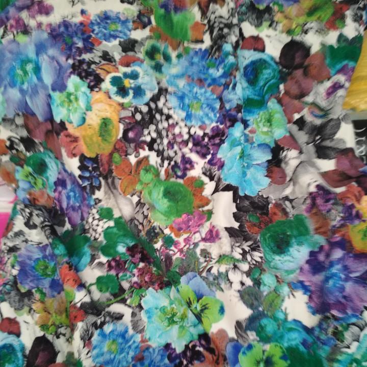 Платье мод №251-5, размер 48