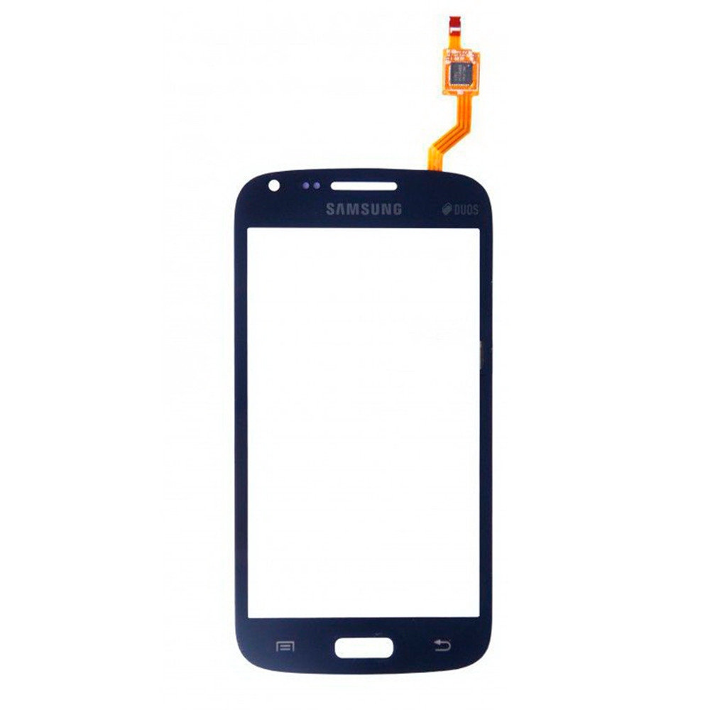 Сенсорний екран Samsung i 8262 / i 8260 Galaxy Core Duo BLACK
