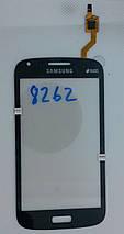 Сенсорний екран Samsung i 8262 / i 8260 Galaxy Core Duo BLACK, фото 3
