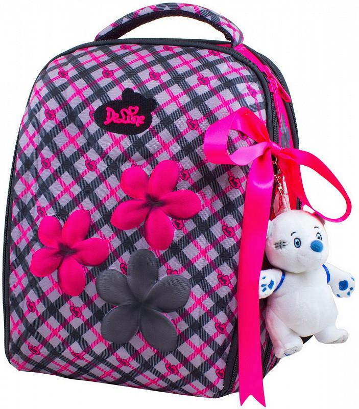 c6ccb3ce967d Рюкзак Delune 7mini-001 пенал сумка для сменной обуви мишка в подарок  школьный для девочек