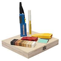 """Набор для ремонта деревянных и шпонированных поверхностей """"Domino Home Kit"""", фото 1"""
