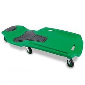 Лежак автослюсаря підкатний пластиковий Pro-Series Toptul JCM-0401
