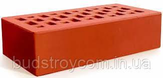 Кирпич керамический Евротон Флэш красный