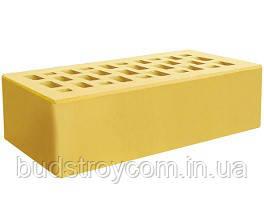 Кирпич керамический Евротон желтый