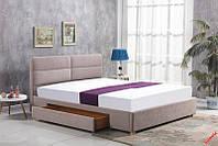 Кровать MERIDA 160 бежевый