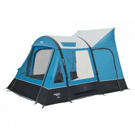 Палатка Vango Idris II Low Sky Blue