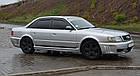 Дефлекторы окон ветровики на AUDI Ауди 100 Sd (4A C4) 1990-1994 Audi A6 Sd (4A C4) 1990-1997, фото 2