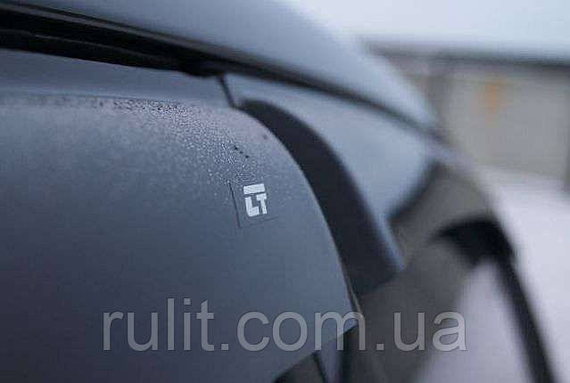 Дефлекторы окон ветровики на BMW БМВ X4 (F26) 2014
