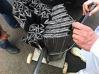 Коптильная палка (вешало) из нержавеющей стали AISI 430, фото 1