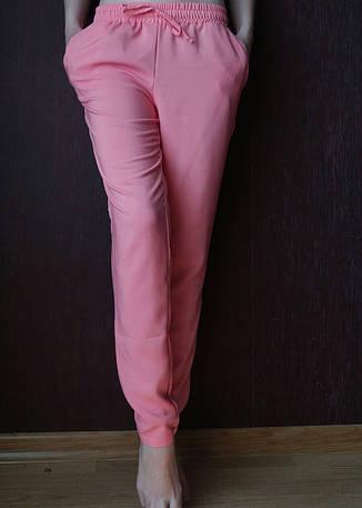 Женские летние штаны, штапель №14, фото 2