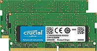 Память Crucial 32GB Kit (16GBx2) DDR4 2400 MT/s (PC4-19200) для ноутбука