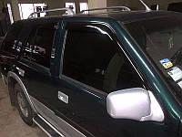 Дефлекторы окон ветровики на OPEL Опель Frontera A 1992-1998