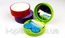 Дорожный набор для контактных линз, фото 3