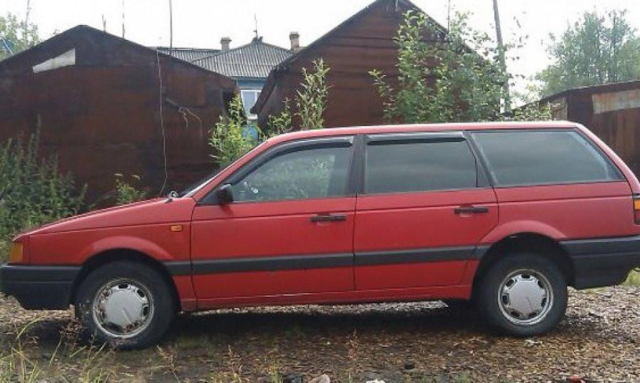 Дефлекторы окон ветровики на VOLKSWAGEN Фольксваген VW Passat B3 B4 Wagon 1988-1997