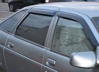 Дефлекторы окон ветровики на LADA ВАЗ Лада 2110 2112
