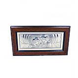 Икона Образ Святое семейство на деревянной основе в шкатулке, фото 2