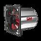 Водонепроникний вентилятор Holland Heater серії CAF45 MF трифазний, фото 2