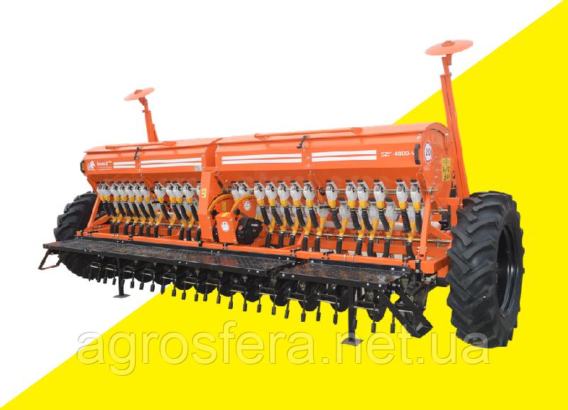 Сеялка СЗФ-4000-V СЗ 4 (ВАРИАТОРНАЯ, СЗ-4)  - Centr-Agro LTD в Кировоградской области