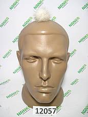 Меховой помпон Норка, Крем с з/к, 4 см, 12057, фото 2