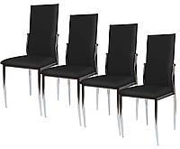 Комплект стульев для кухни KS004 CZ (4 шт)