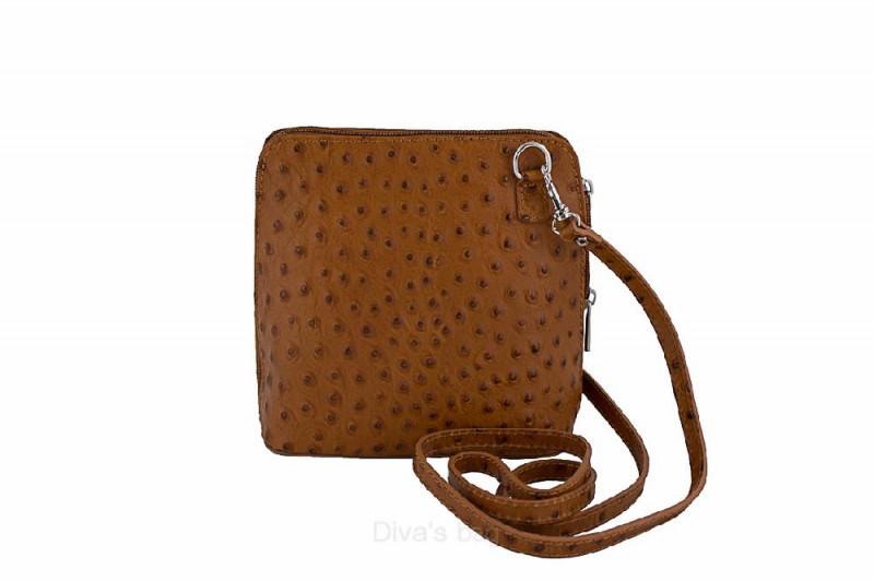 Кожаная женская сумочка Грета