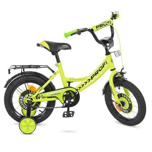 Детский велосипед двухколесный PROF1 14д. Y1442