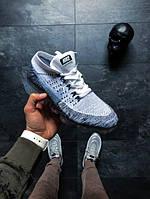 Мужские кроссовки Nike Air VaporMax Flyknit 'Oreo', Реплика, фото 1