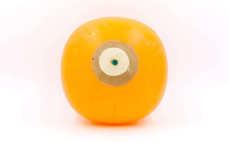 Камера для футбольных мячей (резина, 50g)