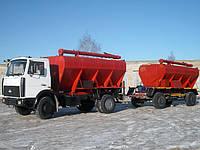Загрузчик сухих кормов ЗСК-Ф-15-03 (автопоезд)