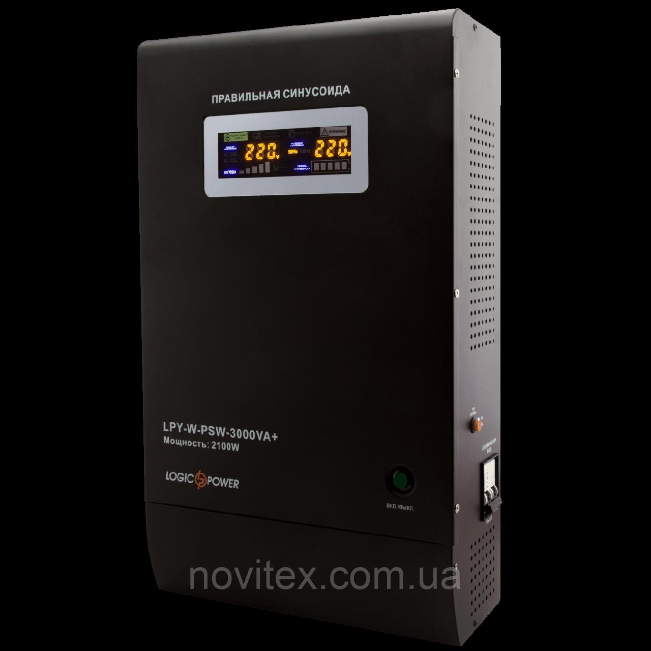 ИБП Logicpower LPY-W-PSW-3000+ (2100Вт) 48V