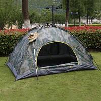 Палатка самораскладывающаяся с автоматическим каркасом