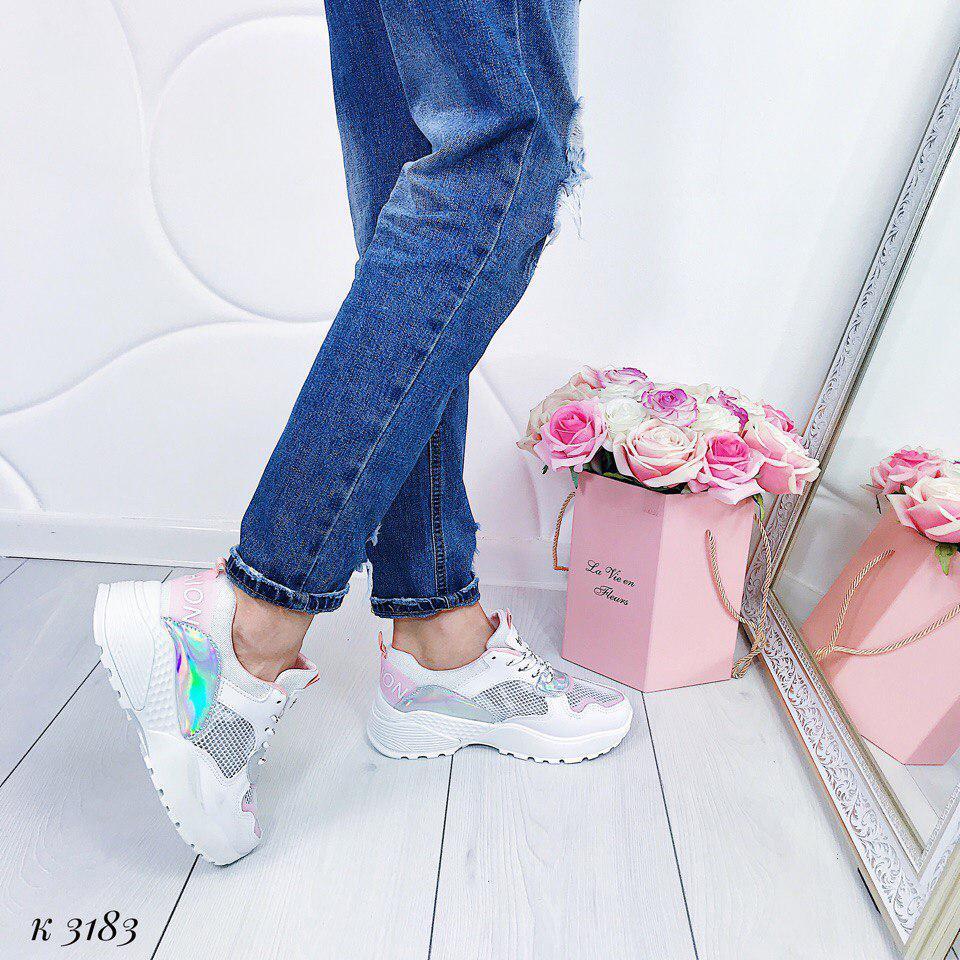 9d7fd374 Женские кроссовки эко кожа+обувной текстиль,маломерят.: продажа ...