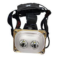 Налобный фонарик W617